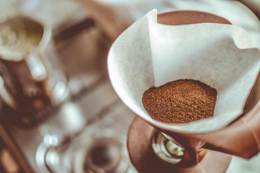 Kaffee gemahlen