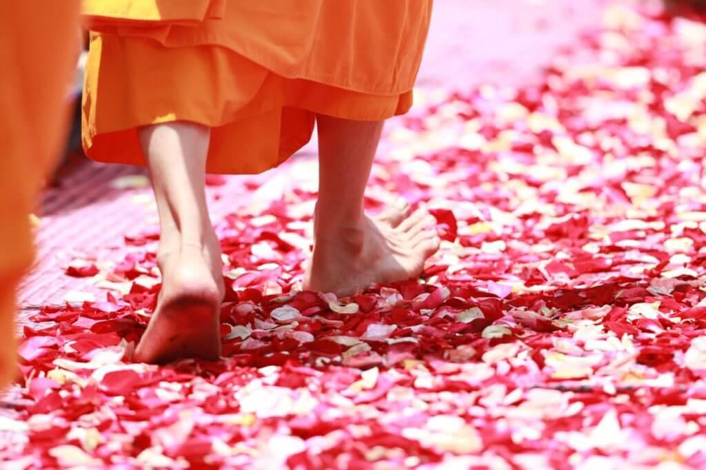 Fußreflexzonen Massage – Wellness über die Füße