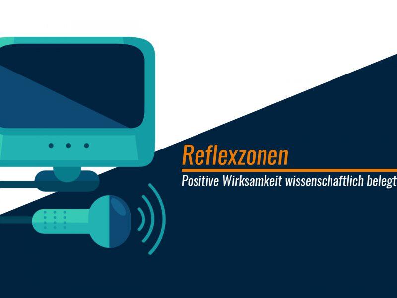 Reflexzonen – positive Wirksamkeit wissenschaftlich belegt