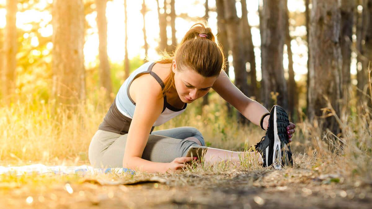 Gesünder leben durch Fußreflexzonen Massage