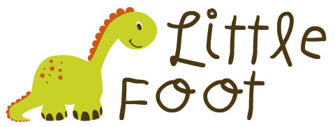 Little Foot Logo