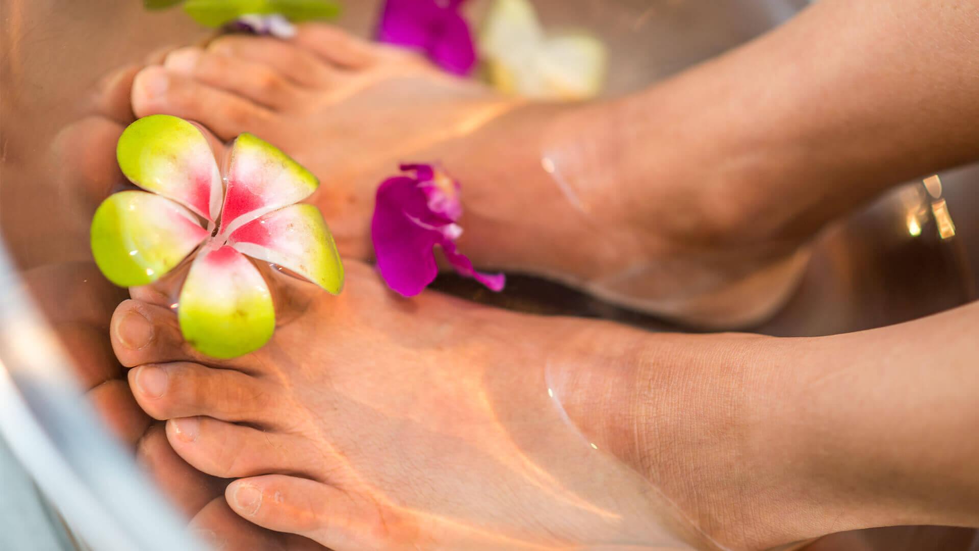 5 wichtige Tipps für die richtige Fußmassage zum Selbermachen