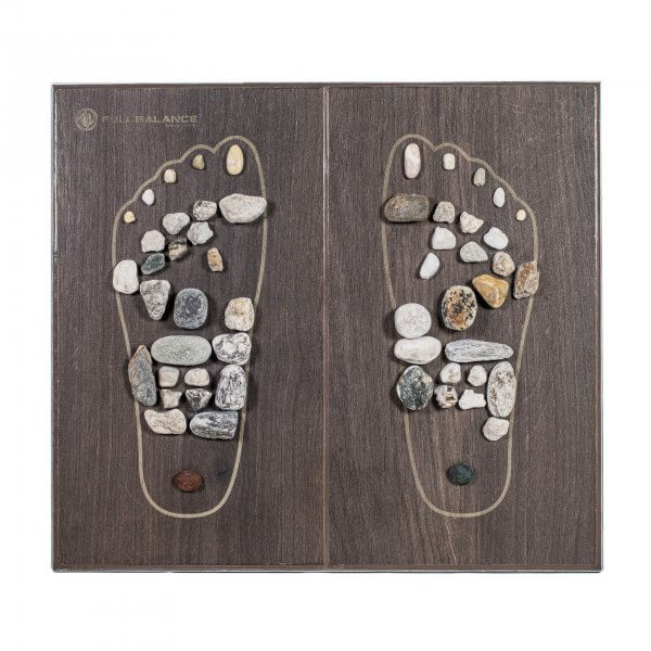 Fußreflexzonenmassage Grundplatte Tile & Stone Fliese