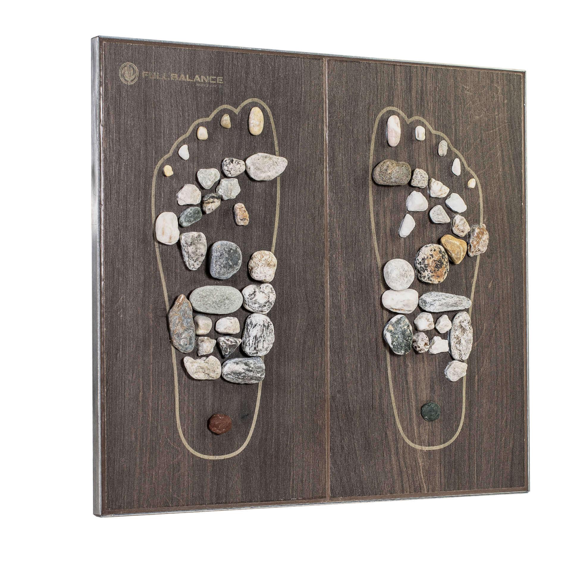 Tile & Stone Fußreflexzonenmassage Platte