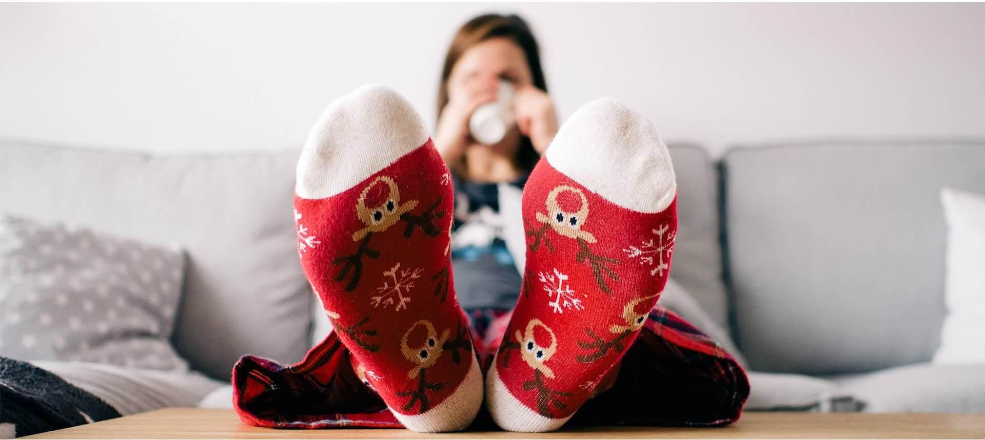 Fußreflexzonenmassage gegen kalte Füße