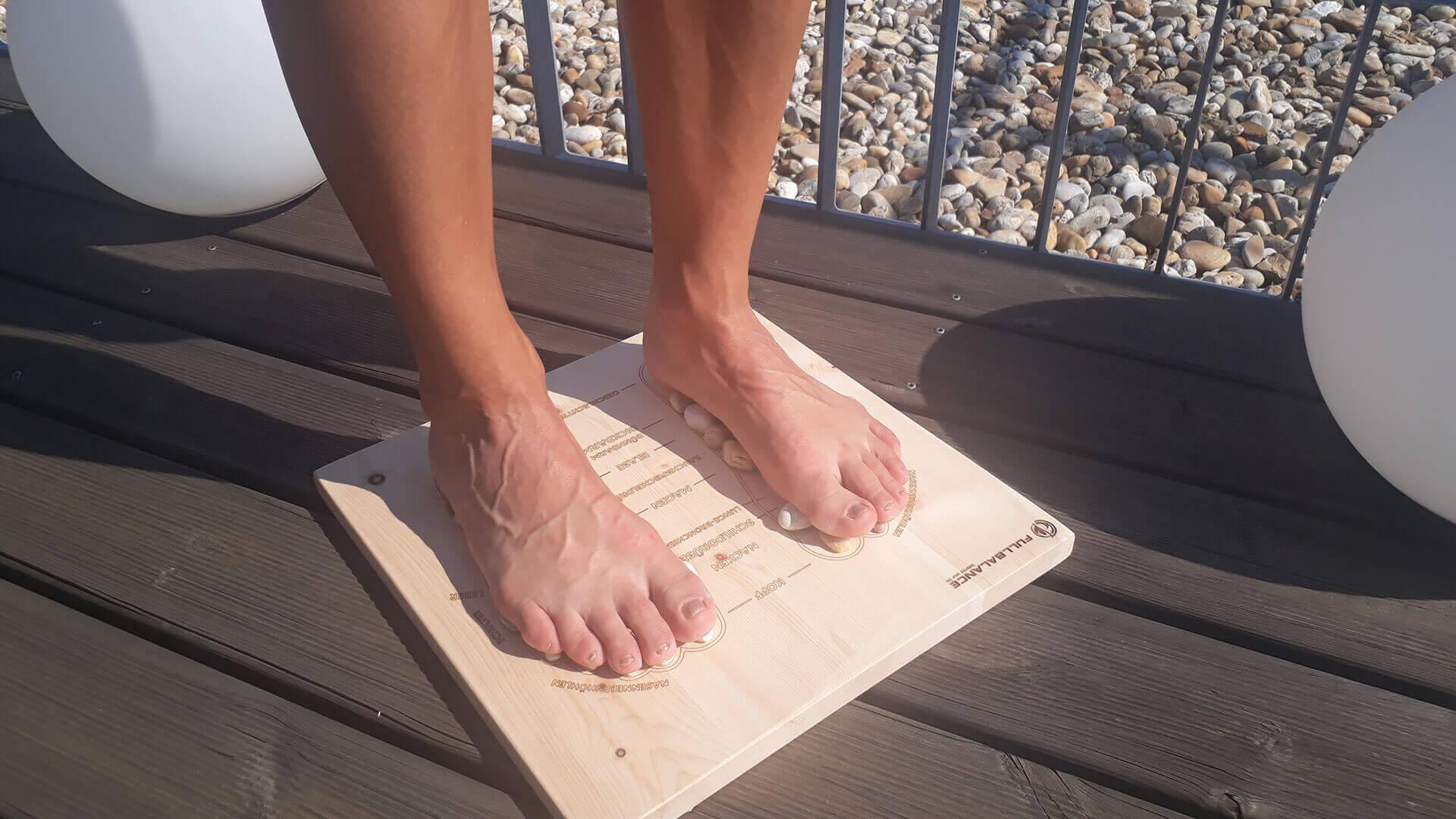 Fußreflexzonenmassage Zu Hause Effektiv Selber Machen Naturprodukt