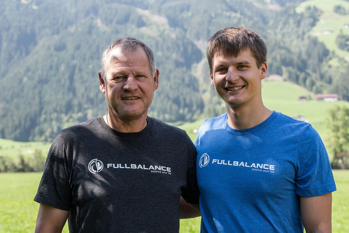 Kurt und Bernhard Wallner