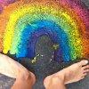 Regelmäßige Fußreflexzonenmassage bei unruhigen Beinen