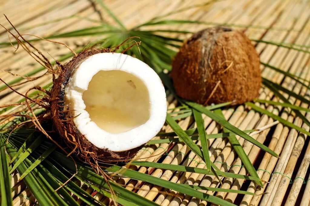 MCT Öl von Kokosnuss