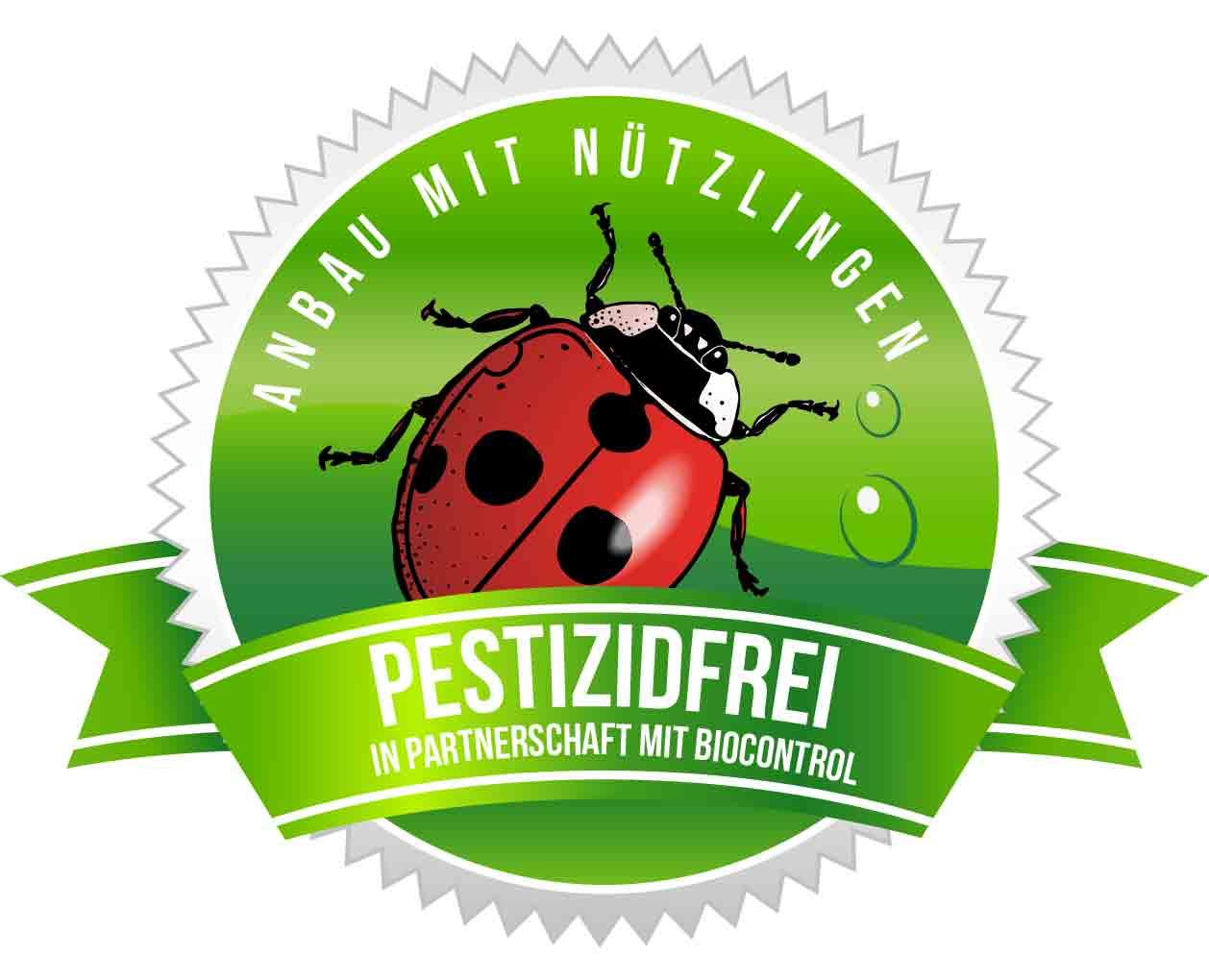 Pestizidfrei Biocontrol