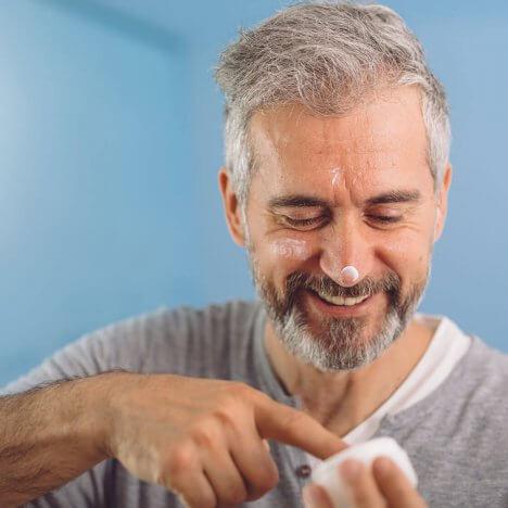 CBD Creme für gesunde Haut