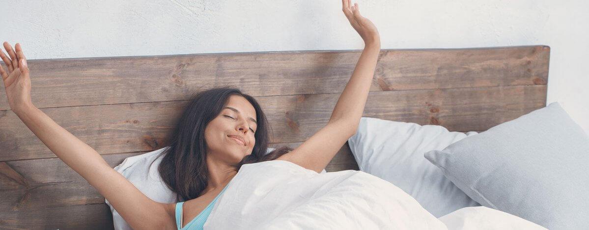 Unruhige Beine lindern und gut schlafen