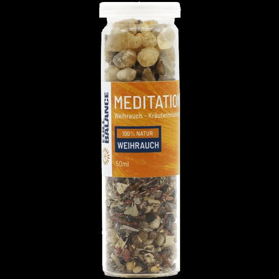 Natur Weihrauch Kräutermischung Meditation